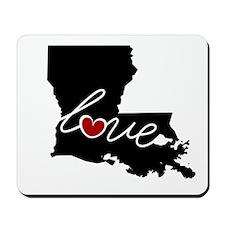 Louisiana Love Mousepad