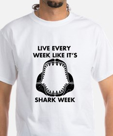 Live Every Week Likes Its T-Shirt