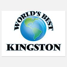World's Best Kingston Invitations