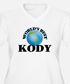 World's Best Kody Plus Size T-Shirt
