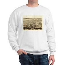 1868. Fort Wayne, IN antique Sweatshirt
