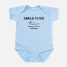 Unisured Contagions Infant Bodysuit