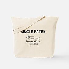Unisured Contagions Tote Bag