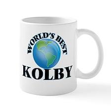 World's Best Kolby Mugs