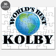 World's Best Kolby Puzzle