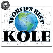 World's Best Kole Puzzle