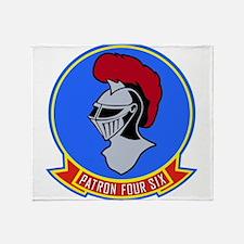 vp46_Grey Knights.png Throw Blanket