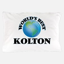 World's Best Kolton Pillow Case