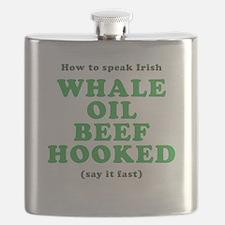 How To Speak Irish Flask