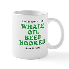 How To Speak Irish Mugs