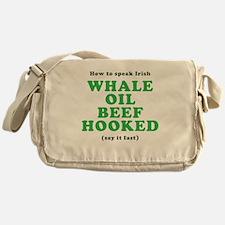 How To Speak Irish Messenger Bag