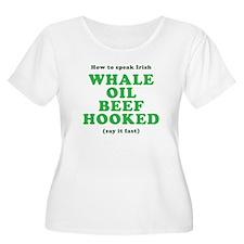How To Speak Irish Plus Size T-Shirt
