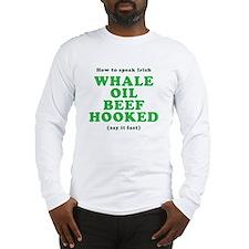 How To Speak Irish Long Sleeve T-Shirt