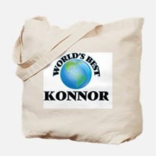 World's Best Konnor Tote Bag