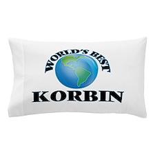 World's Best Korbin Pillow Case