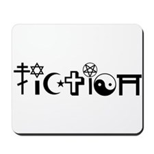 Religious Fiction Mousepad