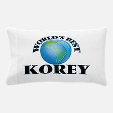 World's Best Korey Pillow Case