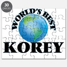 World's Best Korey Puzzle