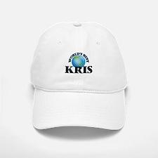 World's Best Kris Baseball Baseball Cap