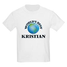 World's Best Kristian T-Shirt