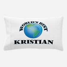 World's Best Kristian Pillow Case