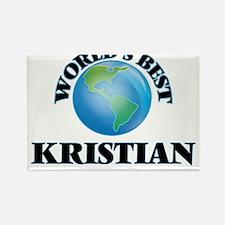 World's Best Kristian Magnets
