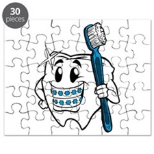 Brush Your Teeth Puzzle