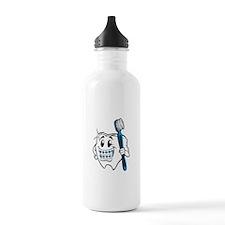 Brush Your Teeth Water Bottle