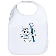 Brush Your Teeth Bib