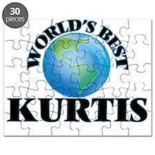 World's Best Kurtis Puzzle