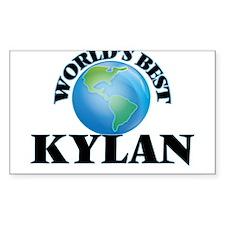 World's Best Kylan Decal