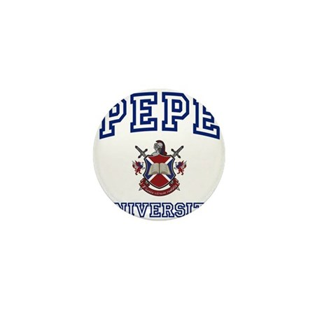 PEPE University Mini Button (100 pack)