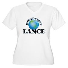 World's Best Lance Plus Size T-Shirt