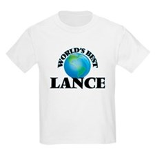World's Best Lance T-Shirt