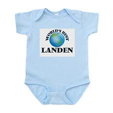 World's Best Landen Body Suit