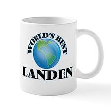 World's Best Landen Mugs