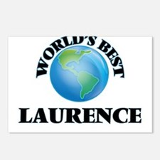 World's Best Laurence Postcards (Package of 8)