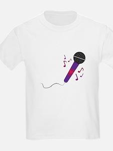 Musical Mic T-Shirt