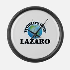 World's Best Lazaro Large Wall Clock