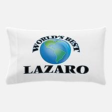 World's Best Lazaro Pillow Case