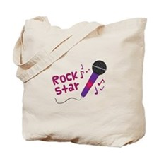 Rock Star Tote Bag