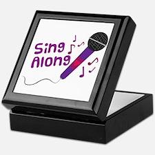 Sing Along Keepsake Box