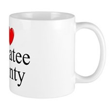 """I Love Manatee County"" Mug"