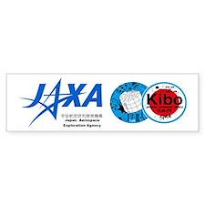 Kibo STS-123 Bumper Sticker