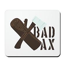 Bad Ax Mousepad