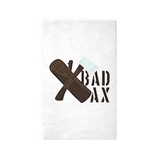 Bad Ax 3'x5' Area Rug