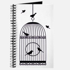 Cute Cage Journal