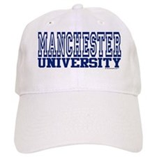 MANCHESTER University Cap