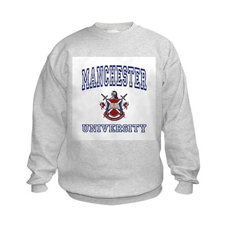 MANCHESTER University Kids Sweatshirt