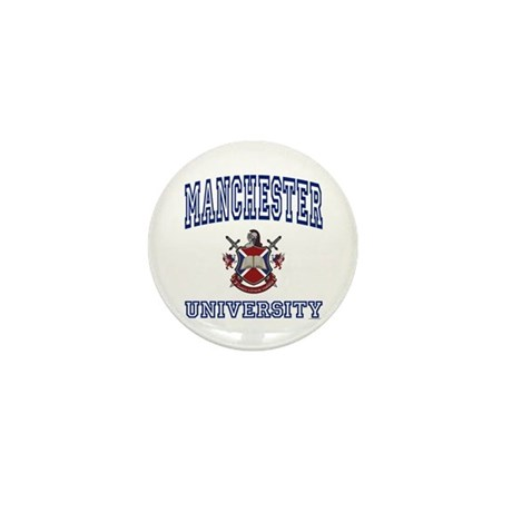 MANCHESTER University Mini Button (100 pack)
